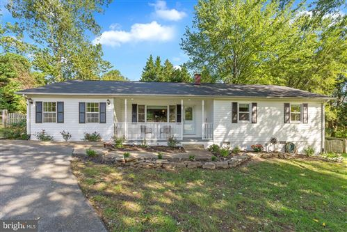 Photo of 2005 W MOUNT HARMONY RD, OWINGS, MD 20736 (MLS # MDCA178754)