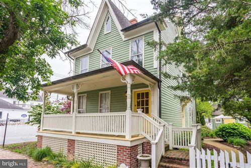 Photo of 101 MULBERRY ST, SAINT MICHAELS, MD 21663 (MLS # MDTA140754)