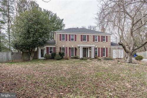 Photo of 4641 CHERRY VALLEY DR, ROCKVILLE, MD 20853 (MLS # MDMC697756)