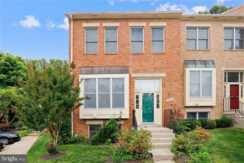 Photo of 4826 CLOISTER DR #4826, ROCKVILLE, MD 20852 (MLS # MDMC707756)