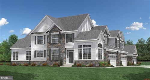 Photo of 3806 MEADOW VIEW FARM ROAD #LOT 60 BUCKNELL, NEWTOWN SQUARE, PA 19073 (MLS # PADE506756)