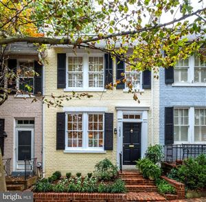 Photo of 1632 33RD ST NW, WASHINGTON, DC 20007 (MLS # DCDC444758)