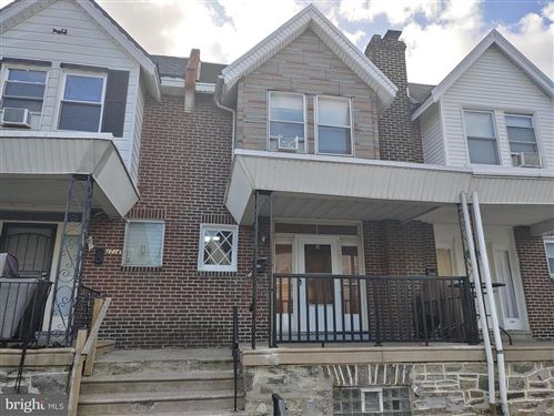 Photo of 1712 BRILL ST, PHILADELPHIA, PA 19124 (MLS # PAPH981758)