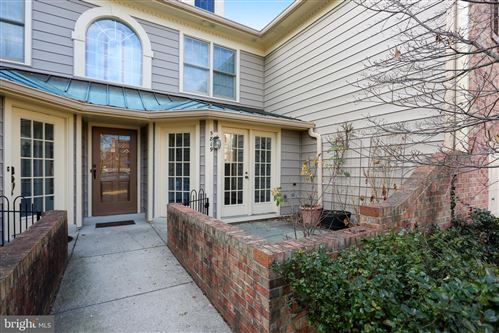Photo of 5819 LINDEN SQUARE CT #50, ROCKVILLE, MD 20852 (MLS # MDMC690760)
