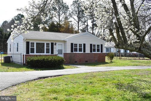 Photo of 6261 OLD TRAPPE RD, TRAPPE, MD 21673 (MLS # MDTA137760)