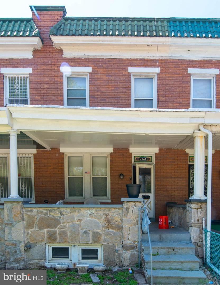 254 N HILTON ST, Baltimore, MD 21229 - MLS#: MDBA548760