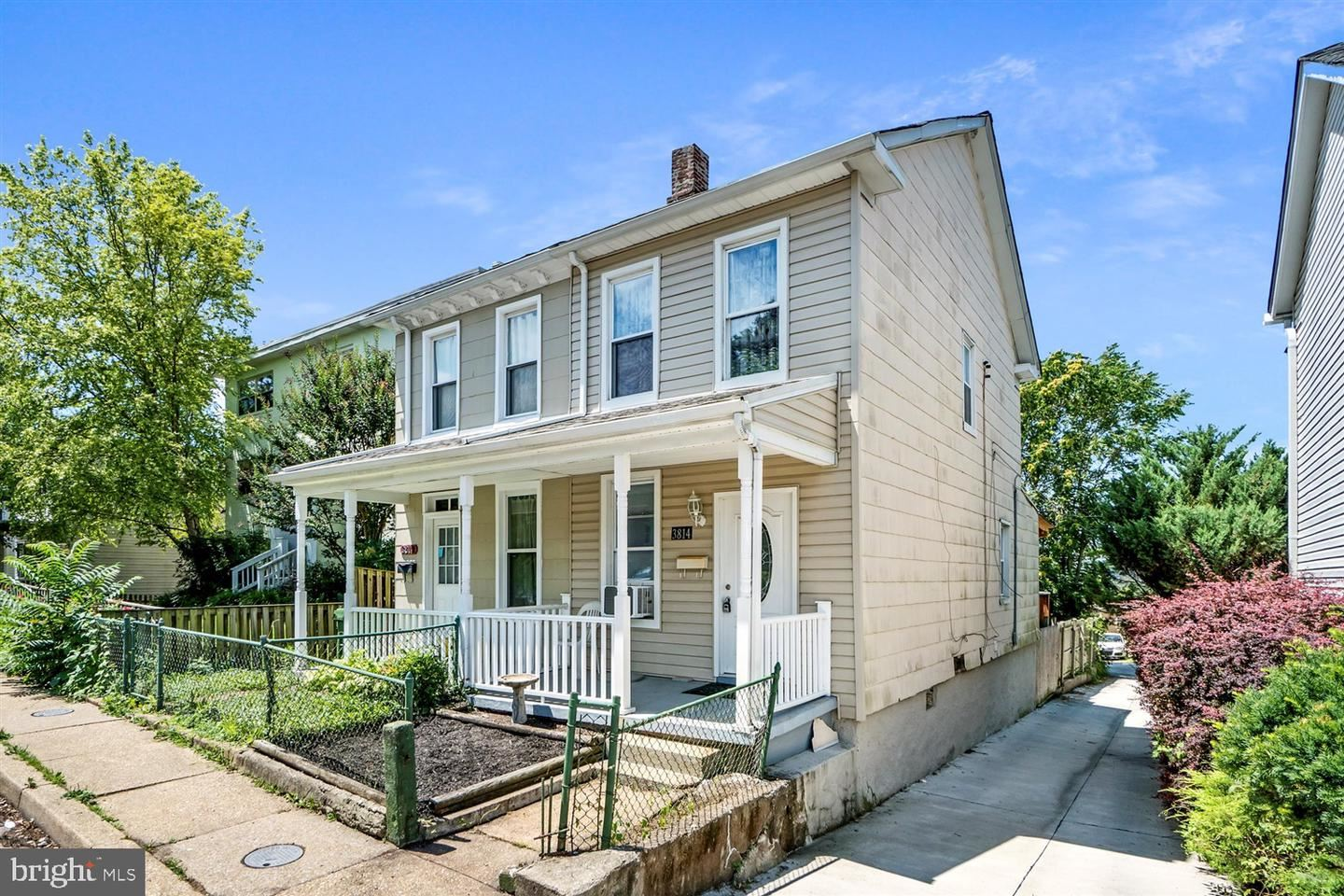Photo of 3814 HICKORY AVE, BALTIMORE, MD 21211 (MLS # MDBA516764)