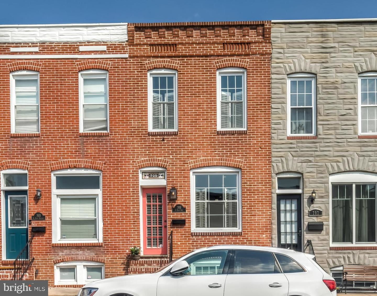 705 S EAST AVE, Baltimore, MD 21224 - MLS#: MDBA546764