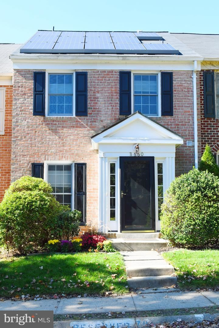 Photo for 8660 FOUNTAIN VALLEY DR, GAITHERSBURG, MD 20886 (MLS # MDMC730764)