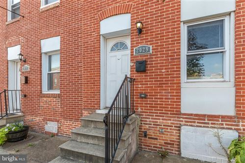Photo for 2029 ORLEANS ST, BALTIMORE, MD 21231 (MLS # MDBA483768)