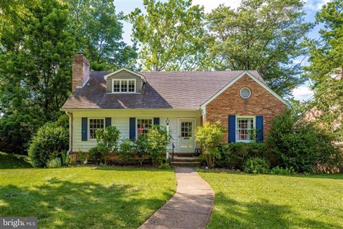 Photo of 7200 WESTERN AVE, CHEVY CHASE, MD 20815 (MLS # MDMC715768)