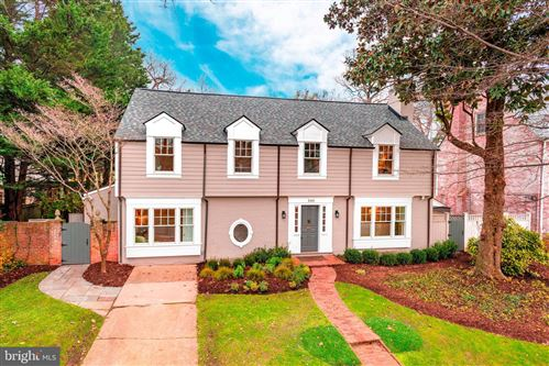 Photo of 141 HESKETH ST, CHEVY CHASE, MD 20815 (MLS # MDMC735768)