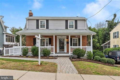 Photo of 9911 EDWARD AVE, BETHESDA, MD 20814 (MLS # MDMC740768)