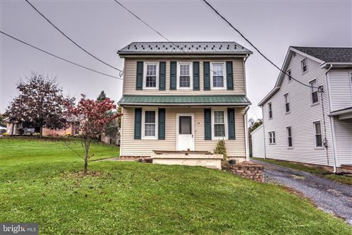 Photo of 14 VINE ST, TERRE HILL, PA 17581 (MLS # PALA172768)