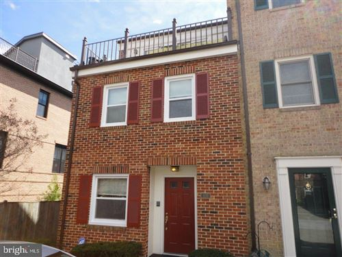 Photo of 1133 N TAYLOR ST #1133, ARLINGTON, VA 22201 (MLS # VAAR160768)