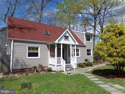 Photo of 5500 CARVEL ST, CHURCHTON, MD 20733 (MLS # MDAA422770)