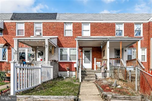 Photo of 7456 MANCHESTER RD, BALTIMORE, MD 21222 (MLS # MDBC485770)