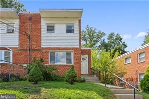 Photo of 8434 12TH AVE, SILVER SPRING, MD 20903 (MLS # MDPG536770)