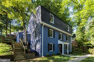 Photo of 3208 WOODBINE ST, CHEVY CHASE, MD 20815 (MLS # MDMC668774)