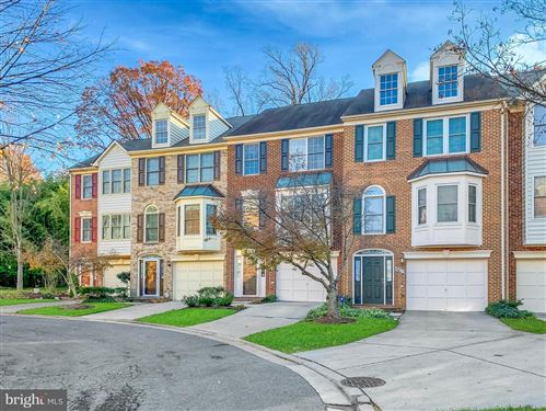 Photo of 5415 WHITLEY PARK TER #45, BETHESDA, MD 20814 (MLS # MDMC727774)