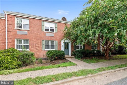 Photo of 10 ASHBY ST #C, ALEXANDRIA, VA 22305 (MLS # VAAX250776)