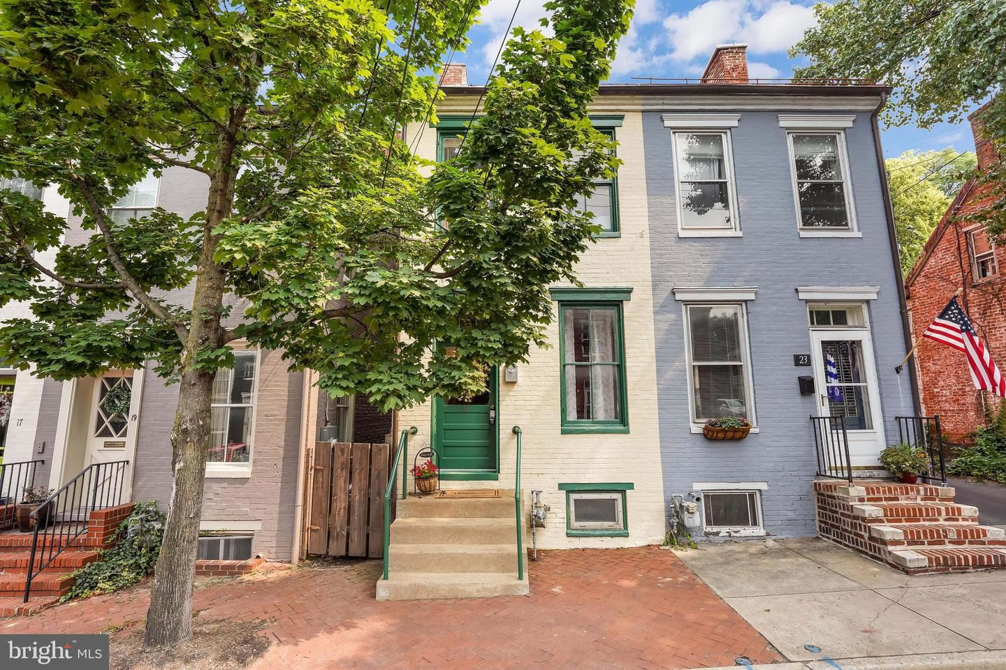 Photo of 21 E SOUTH ST, FREDERICK, MD 21701 (MLS # MDFR2001776)