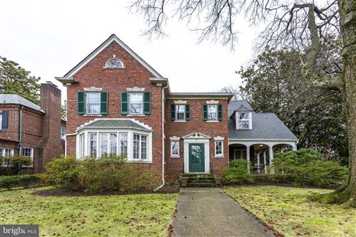 Photo of 5609 GROVE ST, CHEVY CHASE, MD 20815 (MLS # MDMC694780)