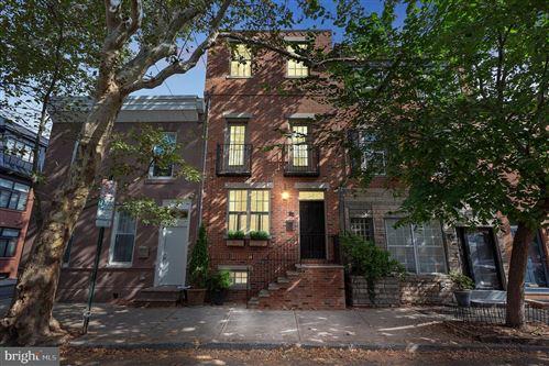 Photo of 1821 CATHARINE ST, PHILADELPHIA, PA 19146 (MLS # PAPH946780)