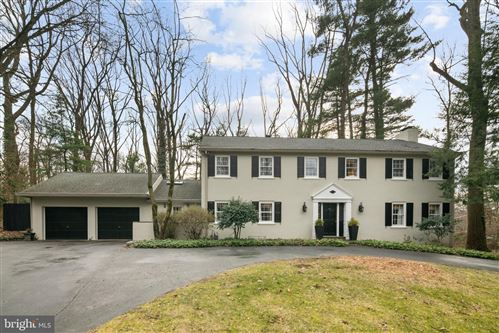 Photo of 14 FOREST VIEW RD, ROSE VALLEY, PA 19086 (MLS # PADE508782)