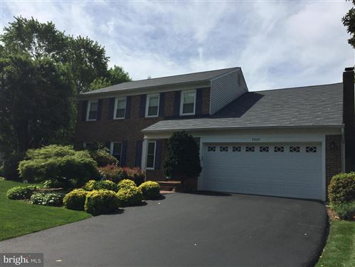 Photo of 9609 BRONTE DR, FAIRFAX, VA 22032 (MLS # VAFX1115782)