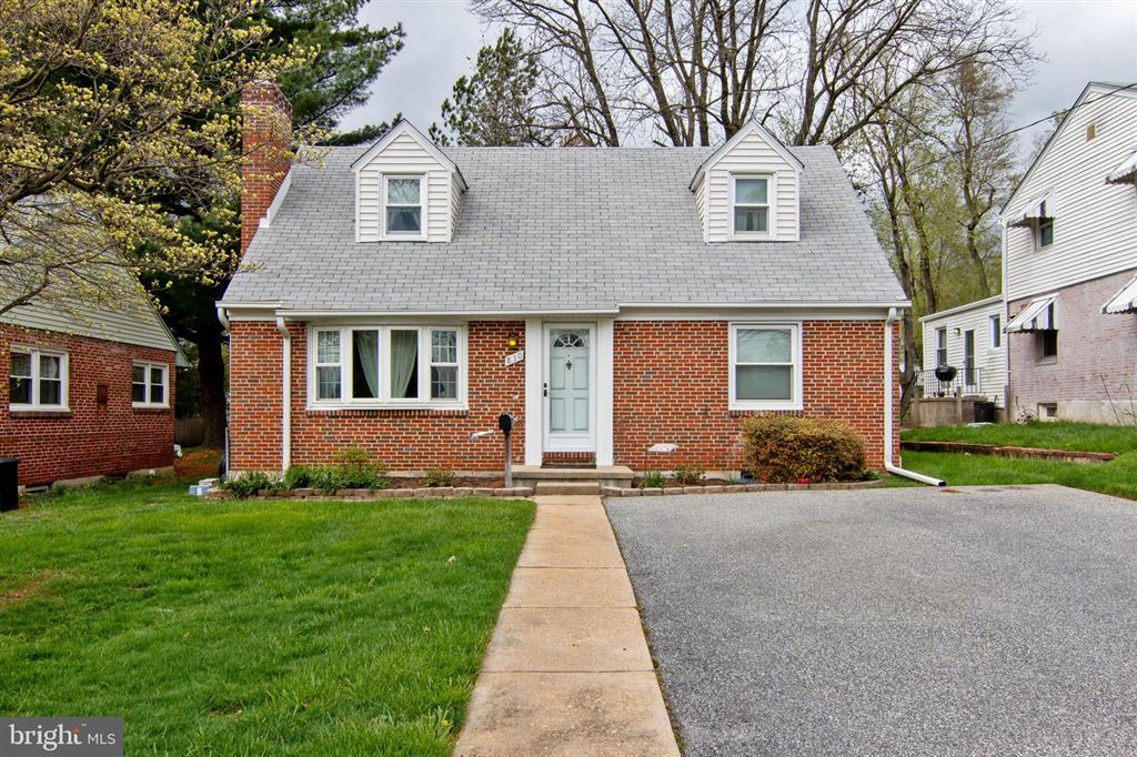 Photo for 830 MILFORD MILL RD, BALTIMORE, MD 21208 (MLS # MDBC453782)