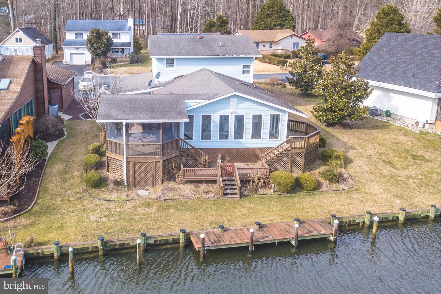 Photo of 8 CROWS NEST LN, OCEAN PINES, MD 21811 (MLS # MDWO119782)