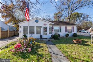 Photo of 1203 SAUNDERS WAY, GLEN BURNIE, MD 21061 (MLS # MDAA101784)