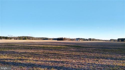 Photo of 0 GALESTOWN-RELIANCE RD., GALESTOWN, MD 21659 (MLS # MDDO126784)