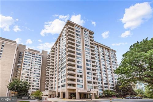 Photo of 5500 FRIENDSHIP BLVD #2402N, CHEVY CHASE, MD 20815 (MLS # MDMC690784)