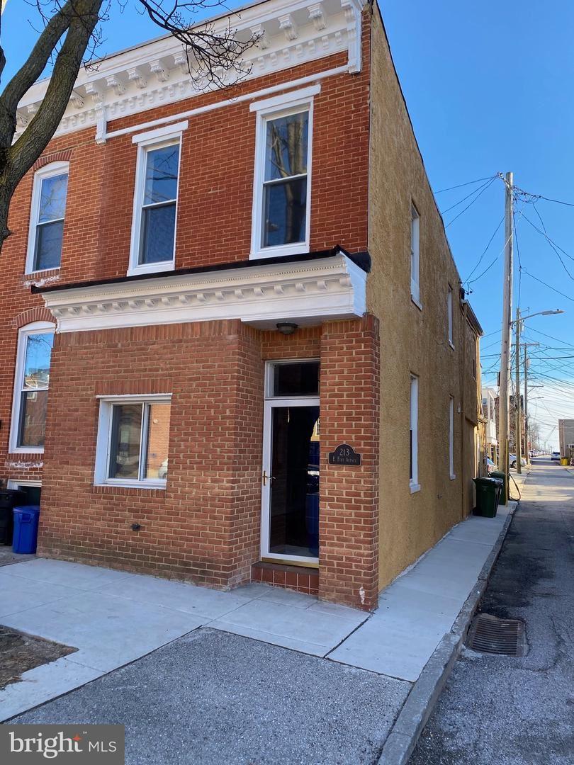 213 E FORT AVE, Baltimore, MD 21230 - MLS#: MDBA540784
