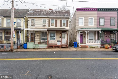 Photo of 212 E 5TH ST, FREDERICK, MD 21701 (MLS # MDFR259786)