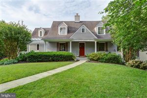 Photo of 28 GRAFTON ST, CHEVY CHASE, MD 20815 (MLS # MDMC664788)