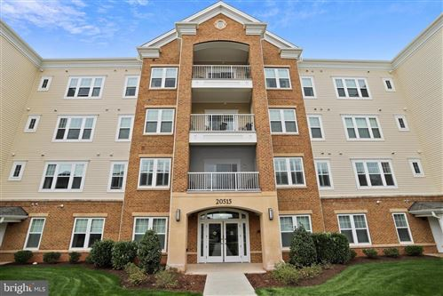 Photo of 20515 LITTLE CREEK TER #307, ASHBURN, VA 20147 (MLS # VALO435788)