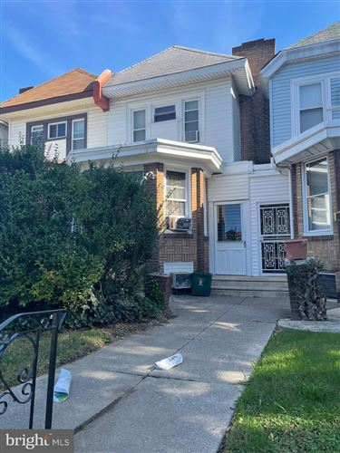 Photo of 7081 FORREST AVE, PHILADELPHIA, PA 19138 (MLS # PAPH2039790)