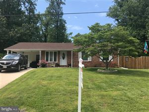 Photo of 4324 CASSELL BLVD, PRINCE FREDERICK, MD 20678 (MLS # MDCA168792)