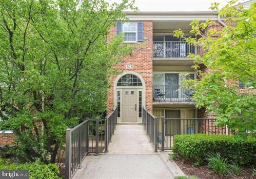 Photo of 878 COLLEGE PKWY #104, ROCKVILLE, MD 20850 (MLS # MDMC713792)