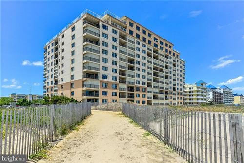 Photo of 5801 ATLANTIC AVE #701, OCEAN CITY, MD 21842 (MLS # MDWO110792)