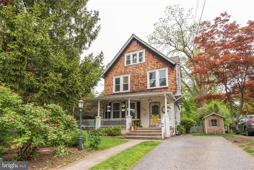 Photo of 209 YALE AVE, SWARTHMORE, PA 19081 (MLS # PADE518792)