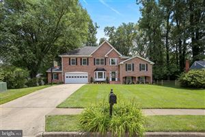 Photo of 7815 FREEHOLLOW DR, FALLS CHURCH, VA 22042 (MLS # VAFX1074792)