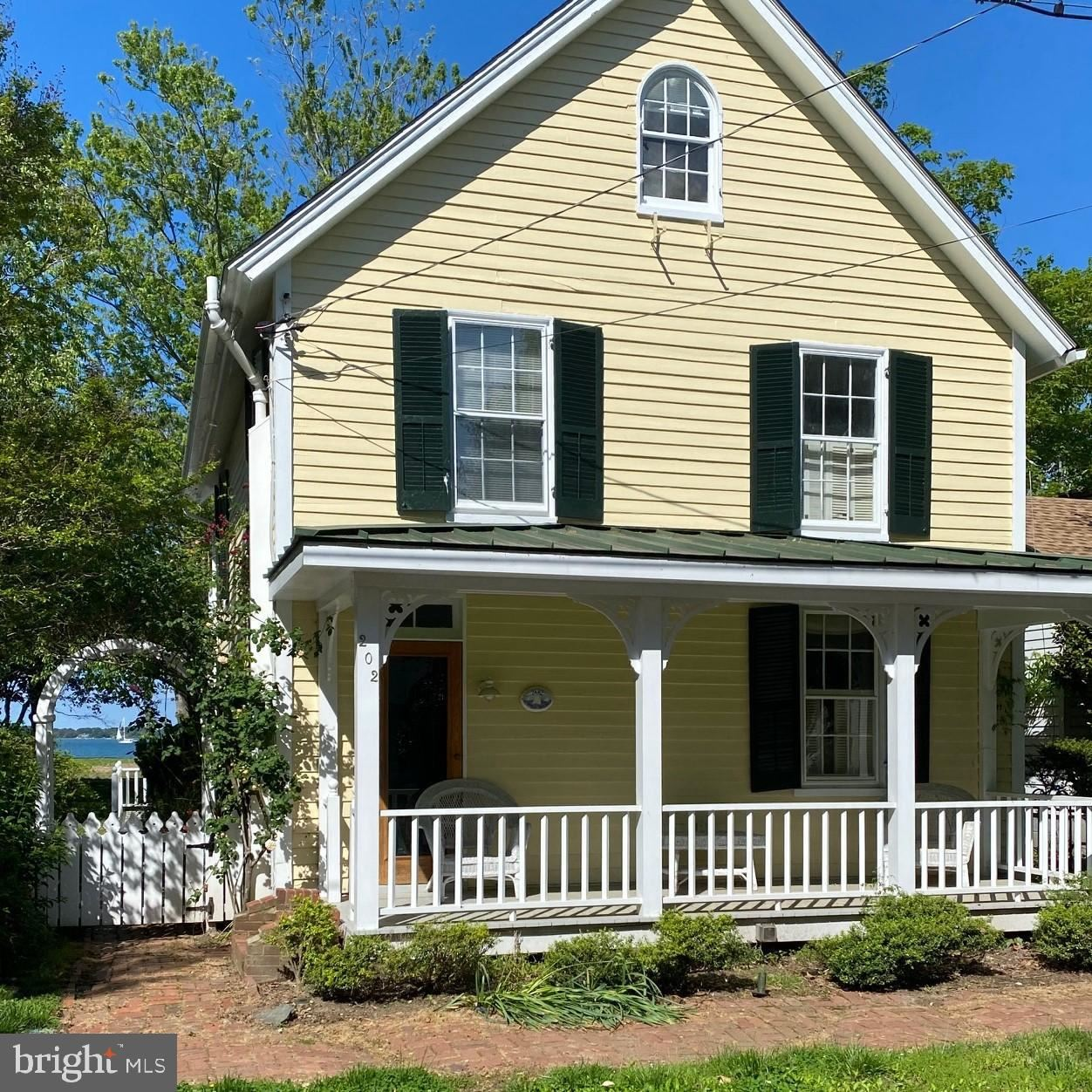 Photo of 202 TRED AVON AVE, OXFORD, MD 21654 (MLS # MDTA137792)