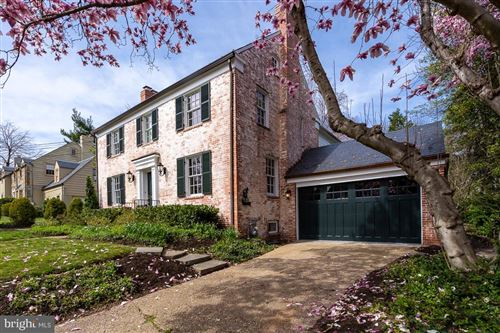Photo of 3817 WOODBINE ST, CHEVY CHASE, MD 20815 (MLS # MDMC701794)
