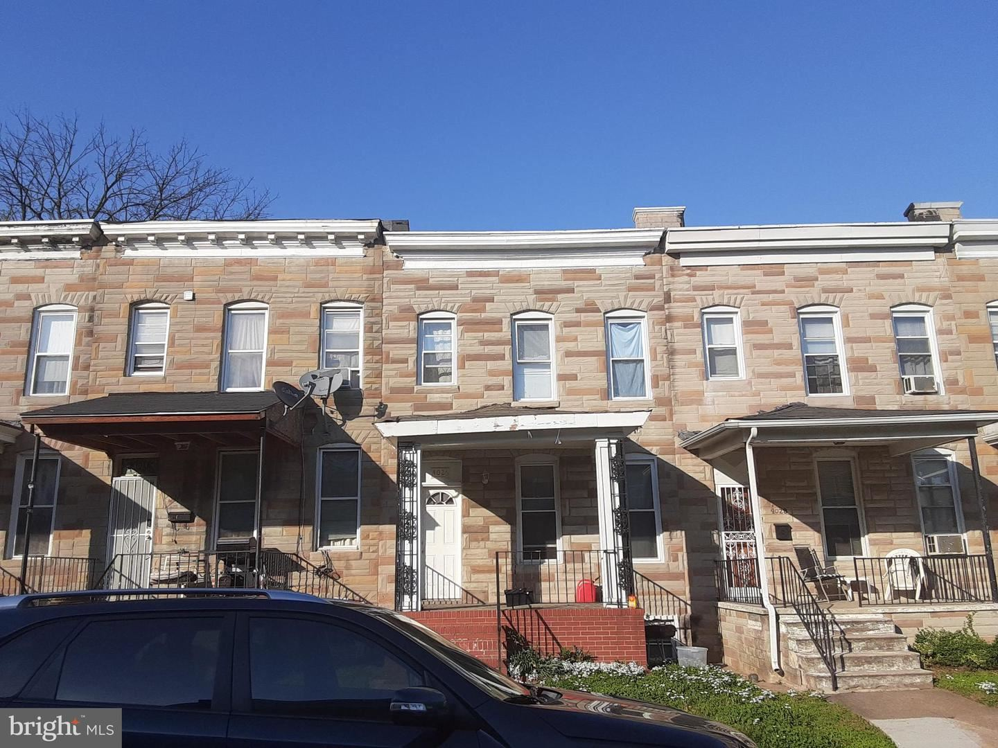 4026 BELWOOD AVE, Baltimore, MD 21206 - MLS#: MDBA548796