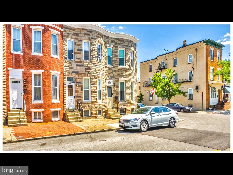 1323 S CAREY ST, Baltimore, MD 21230 - MLS#: MDBA550796