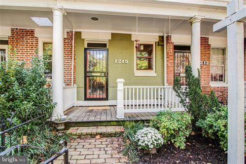 Photo of 1215 WALTER ST SE, WASHINGTON, DC 20003 (MLS # DCDC444798)